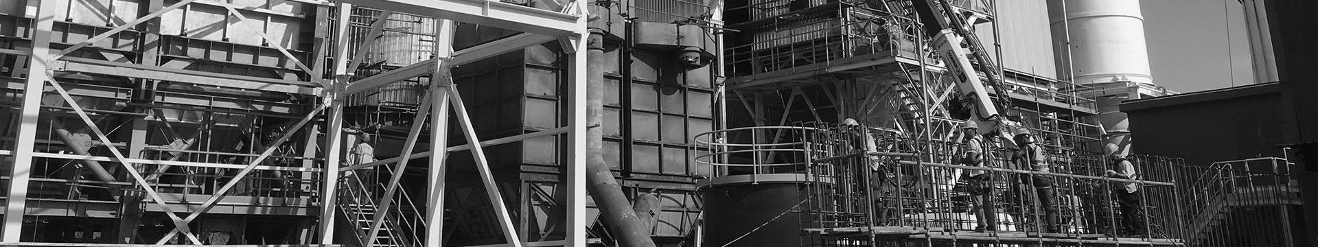 Reaktör ünitesi dioxin-furan konsantrasyonlarımız 0,1 nanogram altındadır.